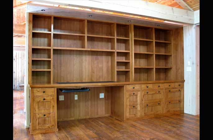 Northfield Cabinet Shop Homan Lake