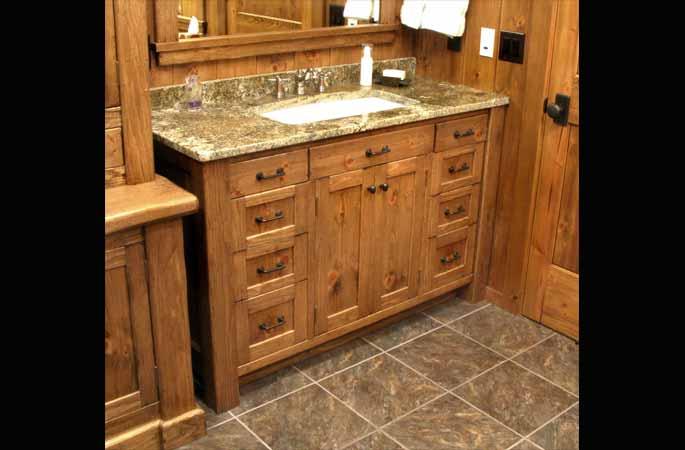 Bathroom Vanity. Northfield Cabinet Mamie Lake